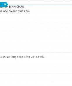 Đánh giá sản phẩm với Widget Flatsome shortcode