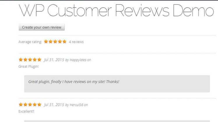 Top 7 Plugin Đánh Giá Review cho Woocommerce tốt nhất